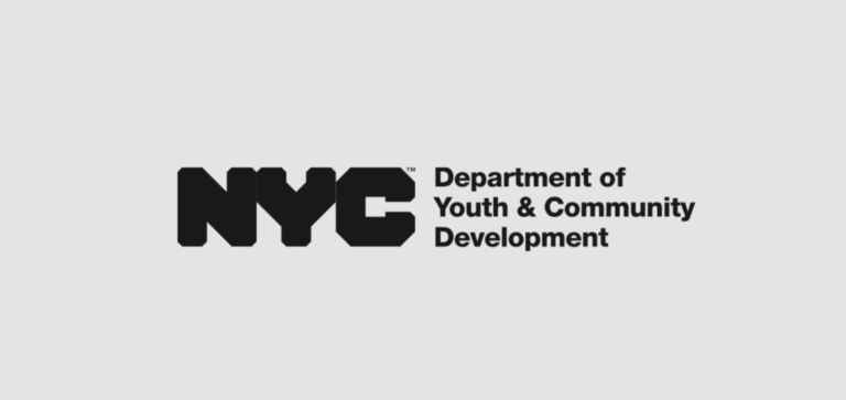 Logo for NYC Department of Youth & Community Development